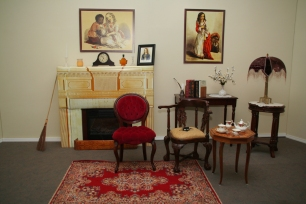 St Louis studio photographers set design
